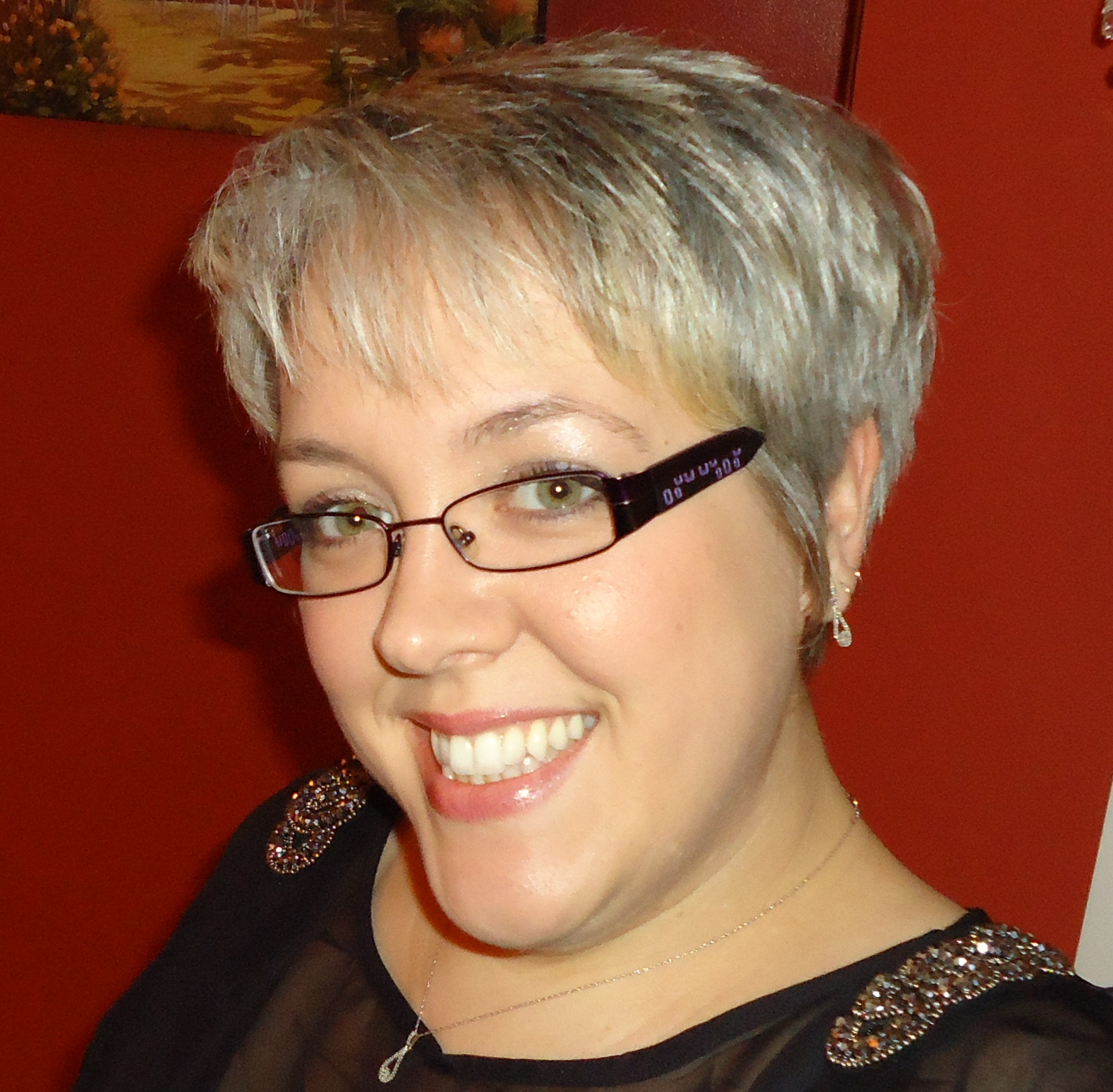 Hairstyles short hair 40 year old woman - Jennifer Jones